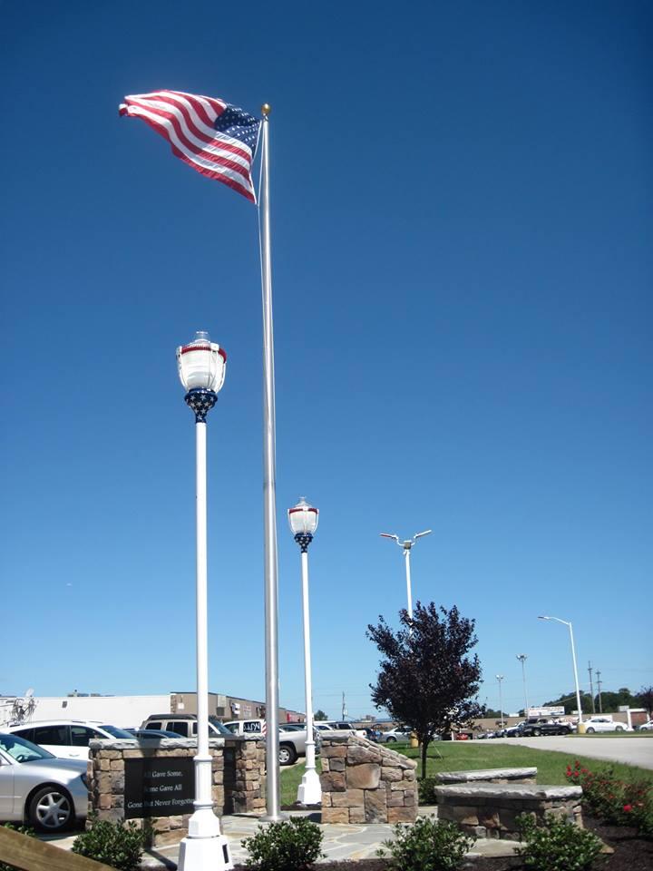 Chattanooga Fallen Heroes Memorial